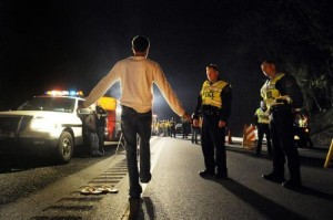 field sobriety tests in Virginia