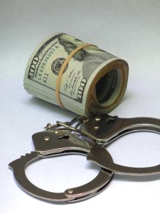 Virginia theft charge