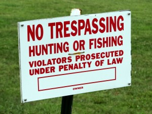 Trespassing on Another's Land to Hunt or Fish Is A Crime in Virginia